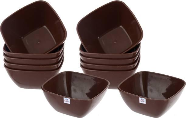 Heart Home Plastic Serving Bowl