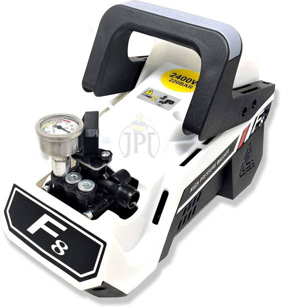 JPT Heavy Duty New 2400W 220BAR F8 Pressure Washer Pressure Washer