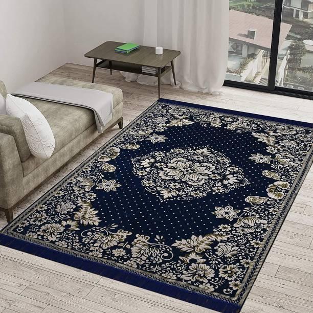 NCS Dark Blue Velvet Carpet