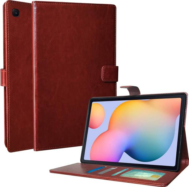Fastway Flip Cover for Samsung Galaxy Tab S6 Lite 10.4-Inch Model SM-P610/P615 2020 Release
