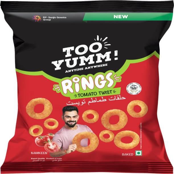 Too Yumm! Rings Tomato Twist Chips