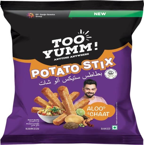 Too Yumm! Potato Stix Aloo Chat Chips
