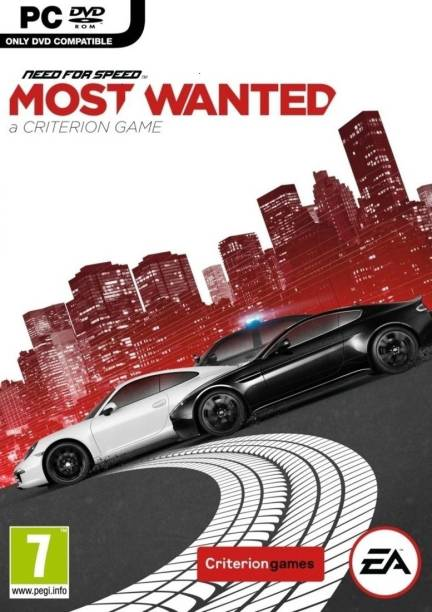 NFS Most Wanted ( Racing game )
