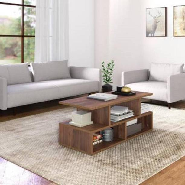 Suncrown Furniture Engineered Wood Coffee Table