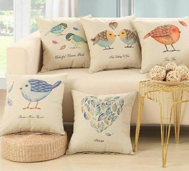 Divvay Homes Printed Cushions Cover