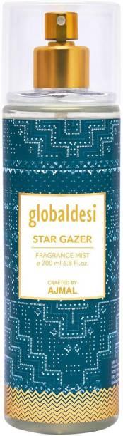Global desi Star Gazer Body Mist Crafted By Ajmal + 2 Parfum Testers Body Mist  -  For Women