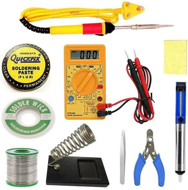 SunRobotics Soldering iron kit set (10 in 1) Educational Electronic Hobby Kit