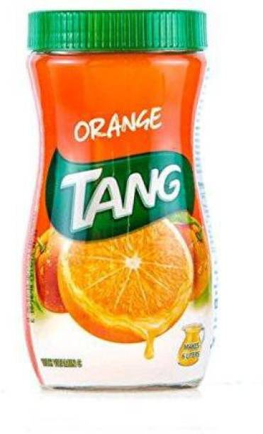 TANG ORANGE SOURCE OF VITAMIN C ( IMPORTED ) Energy Drink