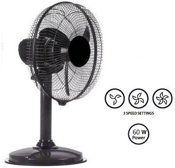 DIKANSHA Pedestal Fan High Speed HSLV Copper Motor || 1 Year Warranty || Sweep- 400 MM, 12 Inches,|| metal body ||High speed longest time quality assurance 400 mm Ultra High Speed 3 Blade Pedestal Fan
