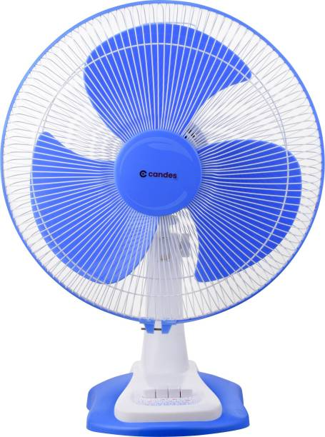 Candes 16TFWB02 400 mm Ultra High Speed 3 Blade Table Fan