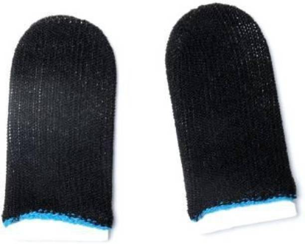 EFTSOON PUBG_GAMING_SLEEVE Breathable, Fully Touchscreen, Two Finger Gloves Finger Sleeve
