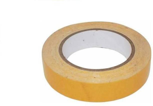 BEUNI Yellow Cloth Tape Hair Tattoo/Sticker