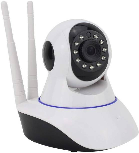 Smarty Total IP CCTV Surveillance Camera 720P Wireless HD IP Wifi CCTV Indoor Security Camera Stream Live Video in Mobile Security Camera