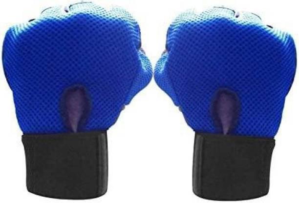 AV Brands Power Muscles Netted Gym Gloves/Cycling Gloves/Riding Gloves Gym & Fitness Gloves