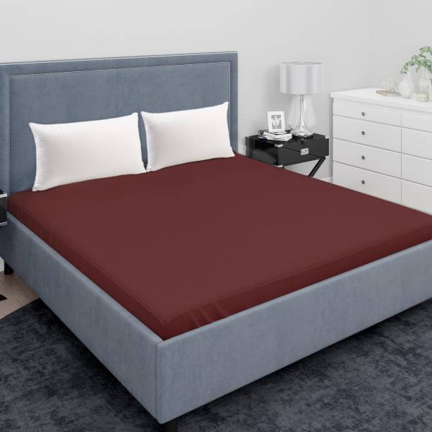 LA VERNE Fitted King Size Waterproof Mattress Protector