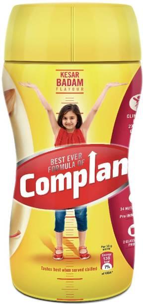 COMPLAN C Plan, Kesar Badam 200 gm Jar