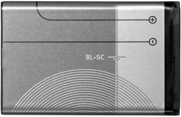CaseStyle Mobile Battery For  Nokia Asha 203, Asha 205, 207, 208, 2300, 2310, 2323 classic, 2330 classic, 2600, 2610, 2626, 2700 classic, 2710 Navigation Edition, 2730 classic, 3100, 3109 classic, 3110 Classic, 3120, 3610 fold, 3650, 3660, 5030 XpressRadio, 5130 XpressMusic, 6030, 6085, 6230, 6230i, 6267, 6270, 6555, 6600, 6630, 6670, 6680, 6681, 6820, 6822, 7600, 7610, C1-00, C1-01, C1-02, C2-00, C2-01, C2-02, C2-03, C2-06, E50, E60, N70, N71, N72, N91, Ngage, Ngage QD, X2-01, X2-05