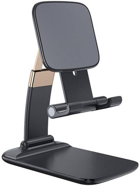 WRADER Flexible Desk Phone Stand / Phone Holder, Adjustable Mobile Phone Stand, Desktop Stand, Foldable Mobile Stand for Online Classes, Desktop, Bed, Study Table, Car, Phone & Tablet Stand Compatible with Mobile Phone / Pad / Tablet / Kindle Mobile Holder