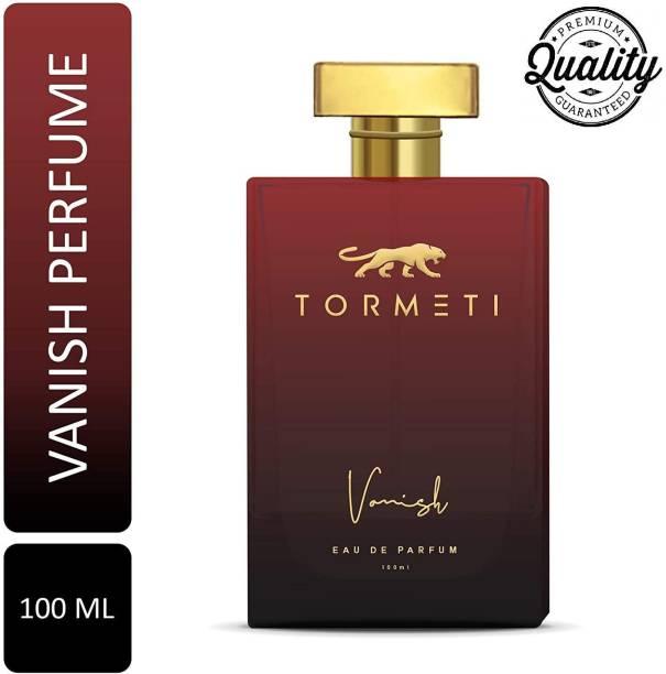 Tormeti Vanish Premium Long Lasting Eau de Perfume For Men's & Women's Eau de Parfum  -  100 ml