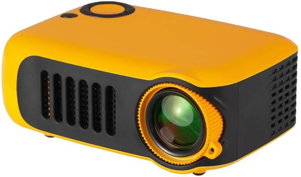 ProUNIC 1000 lm LCD Corded Portable Projector