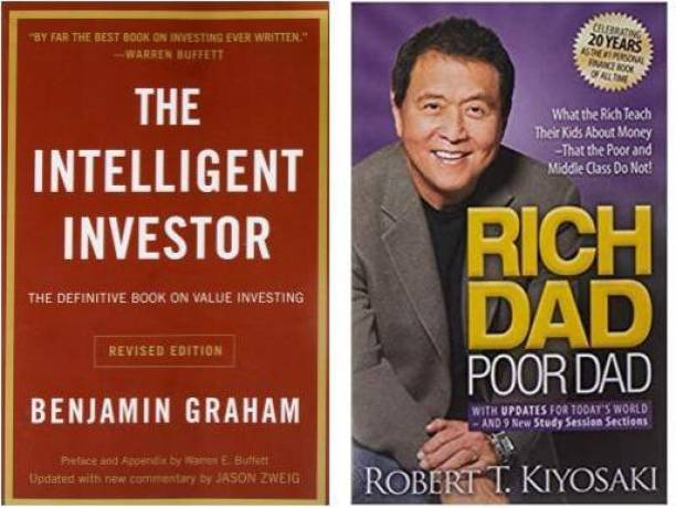 The Intelligent Investor + Rich Dad Poor Dad
