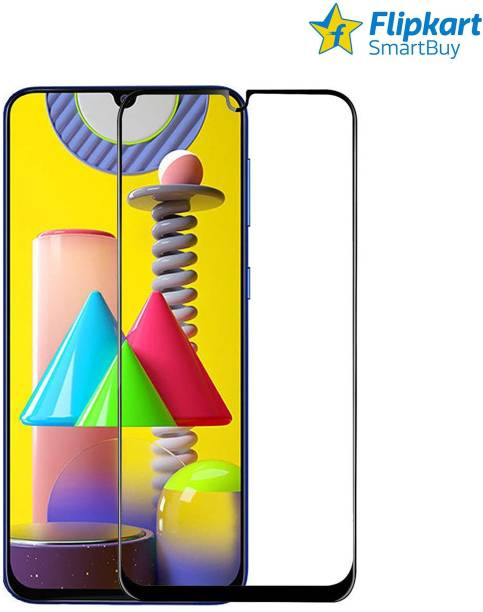 Flipkart SmartBuy Edge To Edge Tempered Glass for Samsung Galaxy M31s