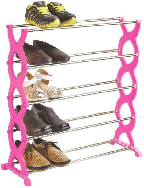 AGF Solid Wood Shoe Stand