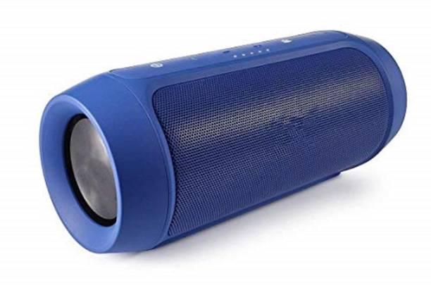 Creative Dizayn CHARGE2 BLUETOOTH PORTABLE SPEAKER-BLUE 10 W Bluetooth Speaker