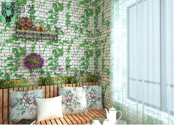 WolTop Small PVC Wall paper