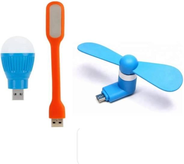 Carme Usb led light mini fan bulb Usb led light mini fan bulb2021 Laptop Accessory, USB Fan, Led Light