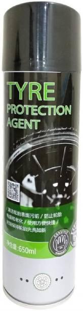 MOCKHE Tyre Protection Agent-650ml 650 ml Wheel Tire Cleaner