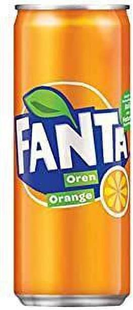 Fanta ORANGE (4 X 325 ML) Can
