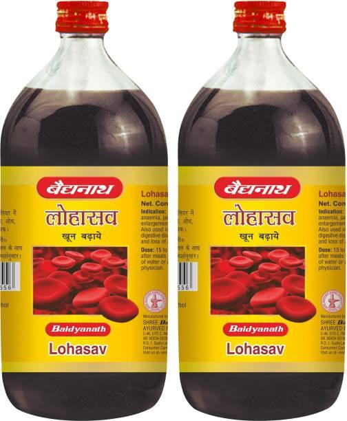 Baidyanath Lohasav- an Ayurvedic Formulation | Helpful in Anemia, Liver & Digestive Troubles |