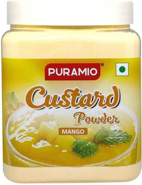 PURAMIO Mango Custard Powder