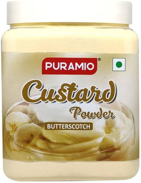 PURAMIO Butterscotch Custard Powder