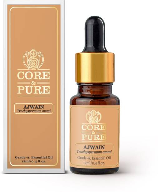 CORE & PURE Ajwain Grade-A, Essential Oil