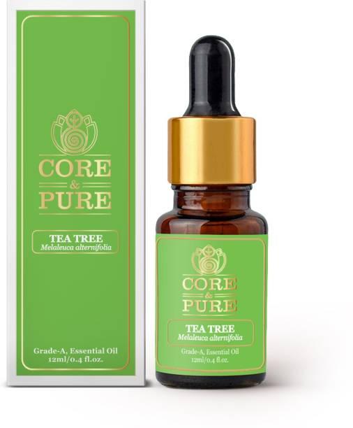 CORE & PURE Tea Tree Grade-A, Essential Oil