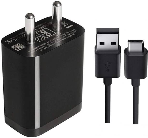 SETIST Ultra Fast Type C Charger Explorer Charger Original Mobile Charger | Power Adapter|Fast Hi Speed Travel Charger with 1 M Type C Charging Data Cable 10 W 2.4 A Mobile Charger with Detachable Cable