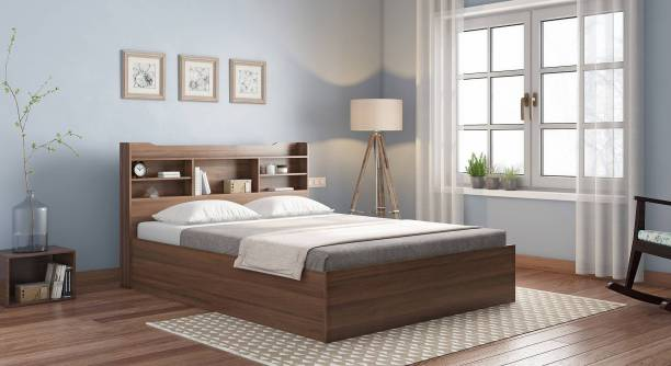 Urban Ladder Sandon Engineered Wood King Box Bed