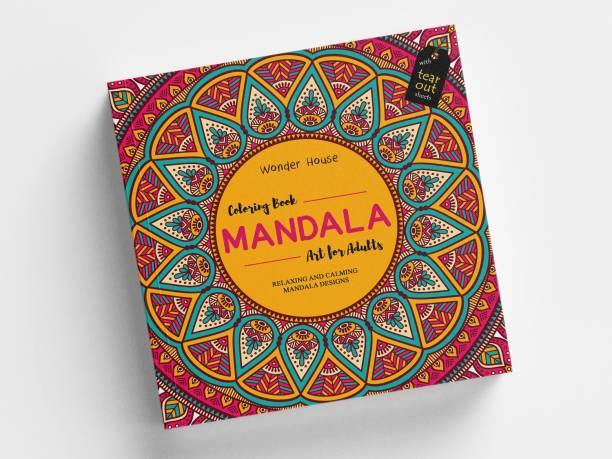 Mandala Art - By Miss & Chief