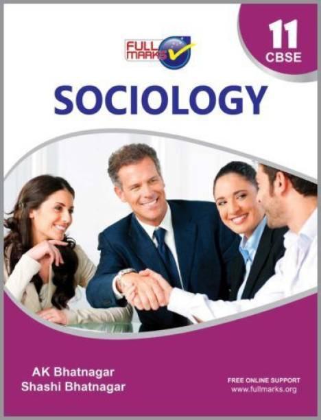 Sociology Class 11 CBSE (2020-21)