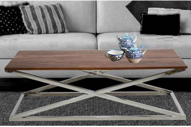 TimberTaste TT-GEBI-CFT-TTSB Solid Wood Coffee Table
