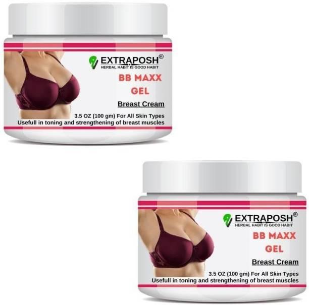 Extraposh BB maxx gel breast cream ( pack of 2 pcs )