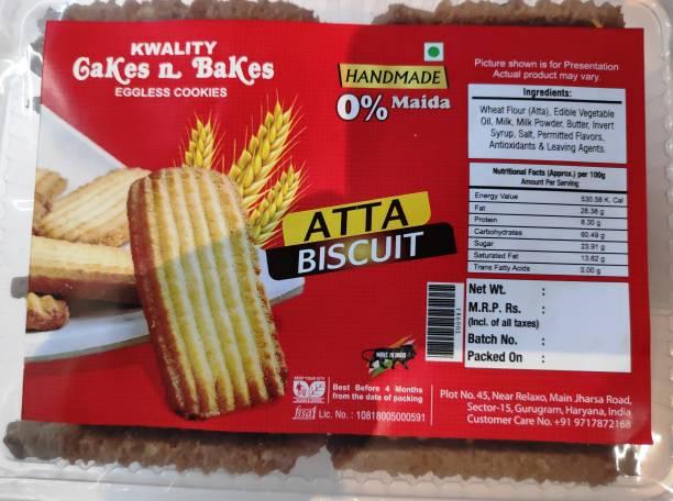 kwality cakes n bakes Atta biscuit Cookies