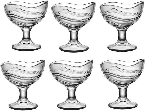 otak Glass Dessert Bowl