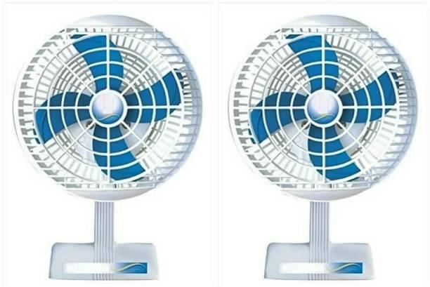 Viyasha Multipurpose Wall Fan Pack of 2 350 mm 4 Blade Wall Fan