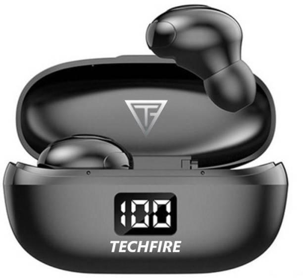 TECHFIRE HTK-6 Wireless Earphone Mini Bluetooth 5.0 Headphone EARUDS Bluetooth Headset