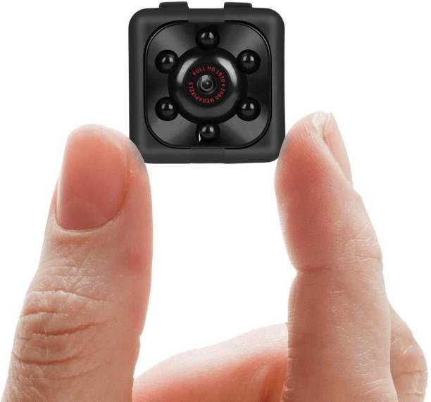 SIOVS Mini Spy Camera Full HD 1080p hidden secret video audio recorder able to click good picture also and Night Vision Nanny Cam Body Camera Hidden Spy Camera Small Size-BB29 Spy Camera