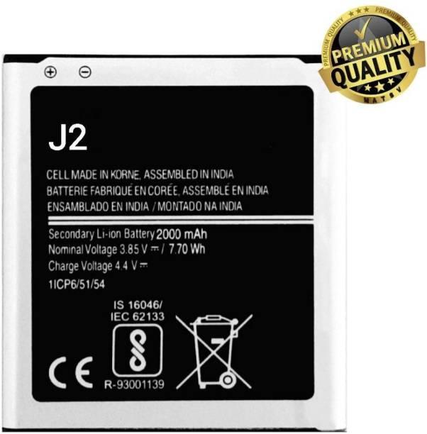 MATSV Mobile Battery For  Samsung J2 / SM-J200G / SM-J200F