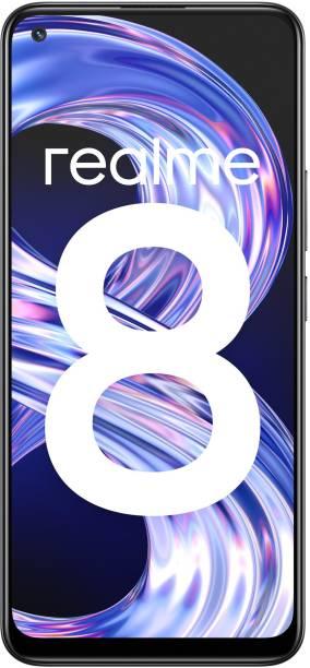 realme 8 (Cyber Black, 128 GB)